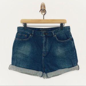 Ralph Lauren Classic Five Pocket Denim Shorts